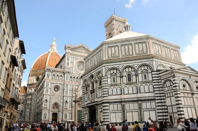 Lateral do Duono de Firenze