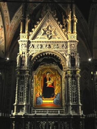 Altar da Madonna della Grazie