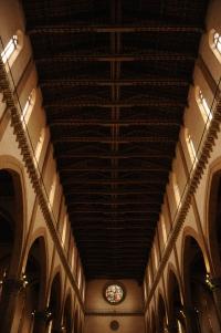 Interior da Igreja Santa Croce