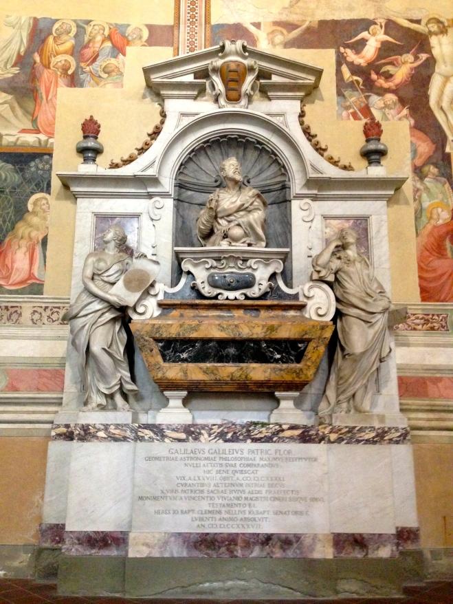 Tumulo de Galileu Galilei