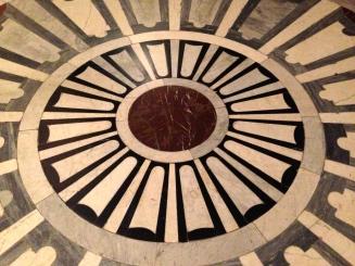 Mais uma inspiração de piso renascentista