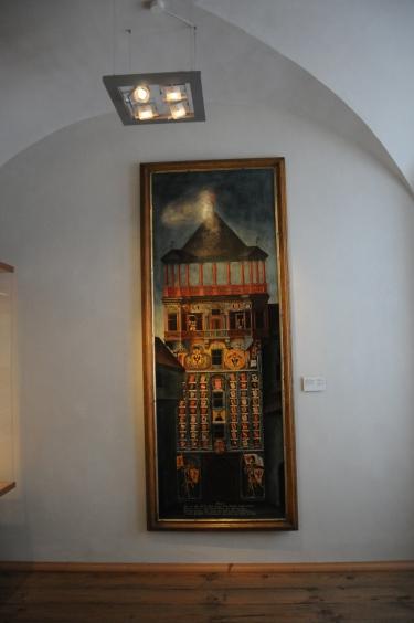 Acervo de pinturas