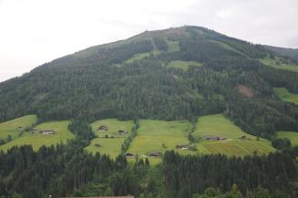 Inner Alpbach, um pouco mais acima nas montanhas!