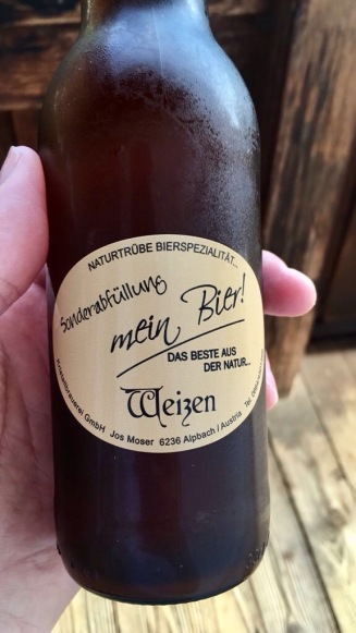 Mein Bier (minha cerveja) - Nome da cerveja