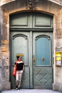 Adoro uma porta